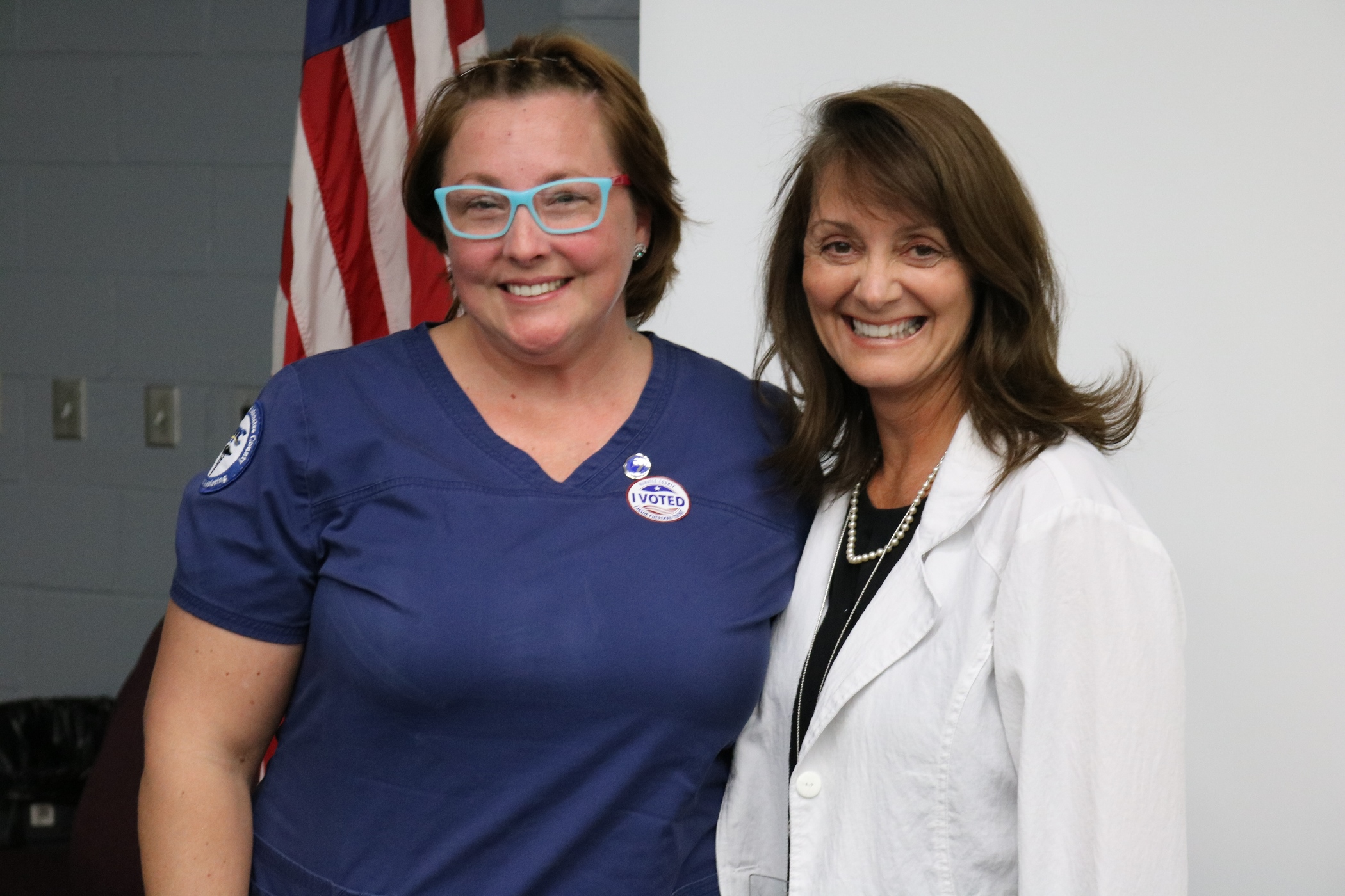 Medical assistants graduate from Manatee Technical College on election day