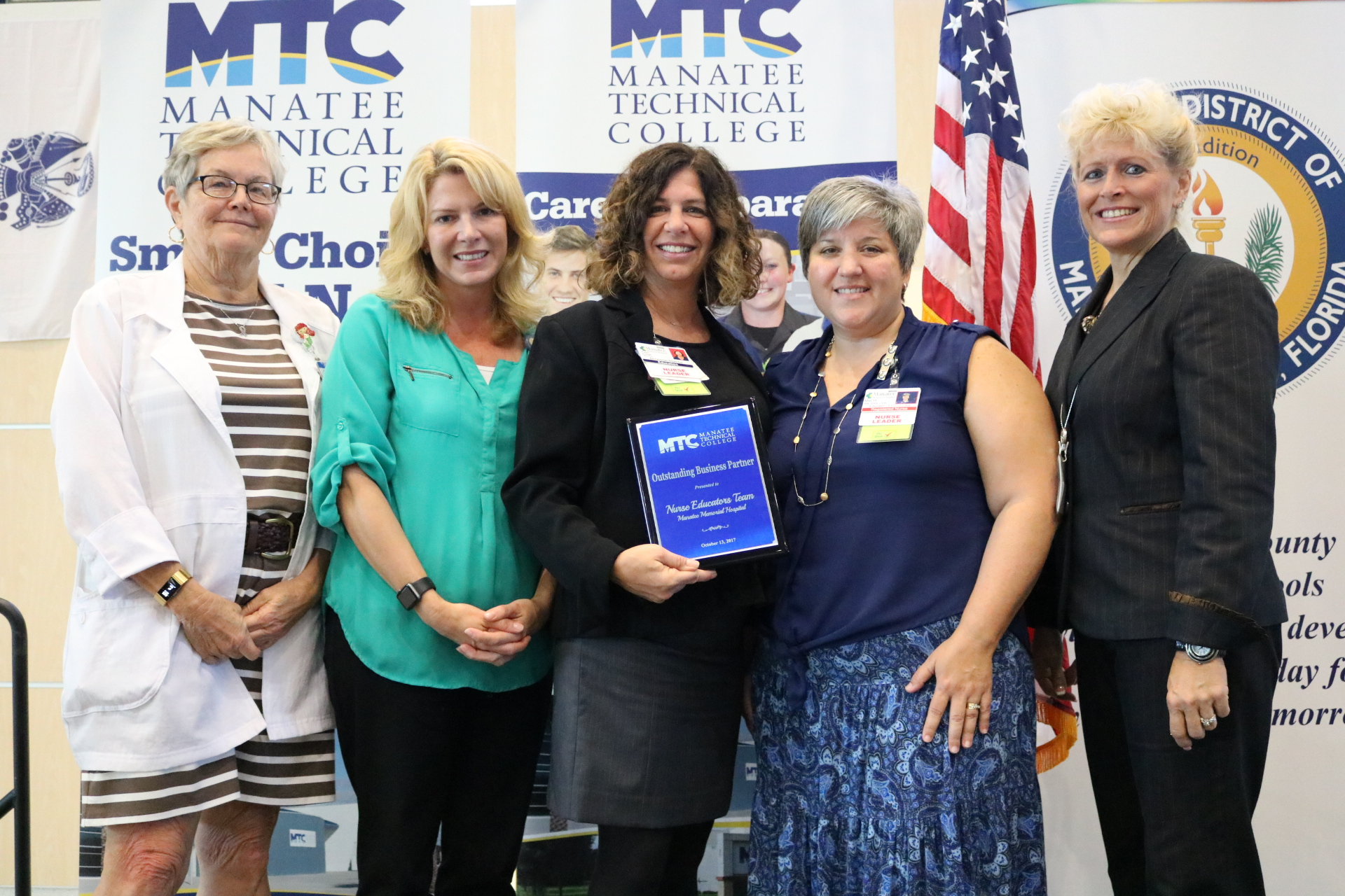 MTC honors outstanding business partners at annual fall meeting