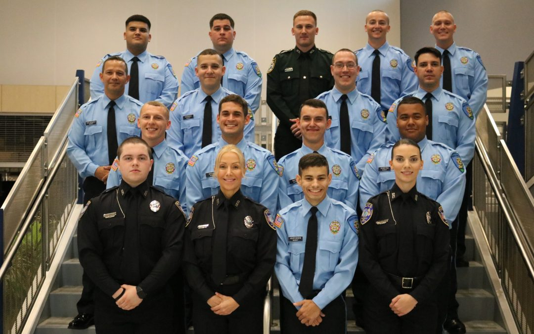 Law Enforcement Academy honors recruits, focuses on integrity