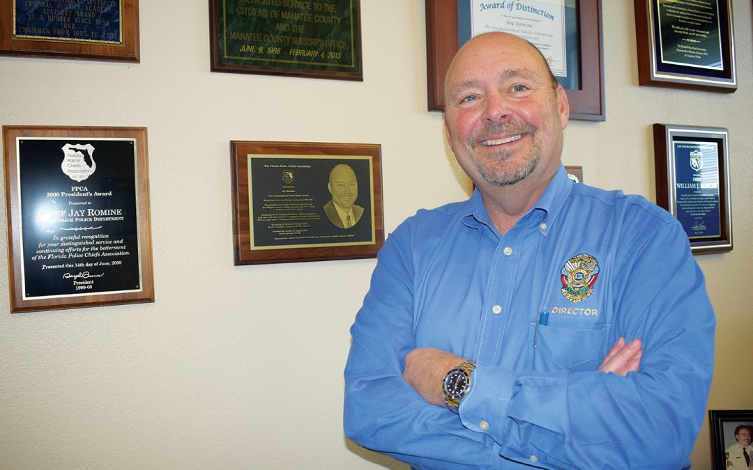 Law Enforcement Officers' Hall of Fame inducts Bradenton man | From The Observer