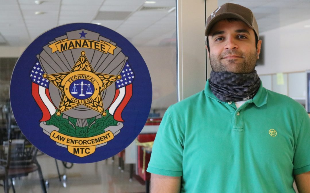Alaskan police officer travels 5,000 miles to take training at MTC Law Enforcement Academy